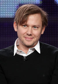Jimmi Simpson at the Day 3 of 2011 Winter TCA Tour.