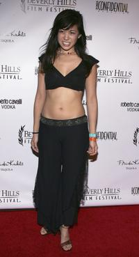 Marie Matiko at the 6th Annual Beverly Hills Film Festival opening night.