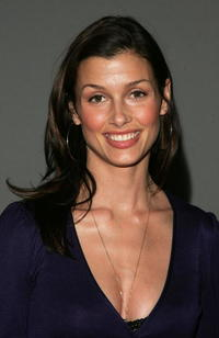 Bridget Moynahan at the Diane Von Furstenberg Fall 2007 fashion show during Mercedes-Benz Fashion Week in N.Y.