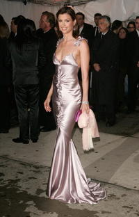Bridget Moynahan at the MET Costume Institute Gala Celebrating Chanel in N.Y.