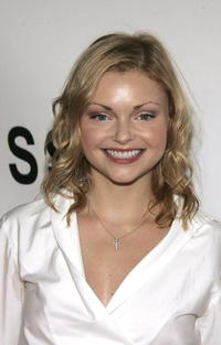 Izabella Miko at the premiere of
