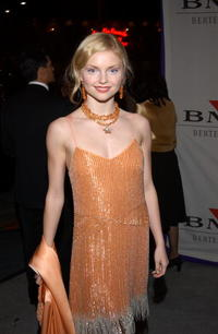Izabella Miko at the BMG post-Grammy party in Los Angeles, CA.