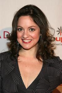 Kali Rocha at the Step Up Women's Networks 4th Annual Inspirational Awards.