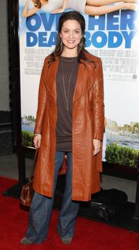 Kali Rocha at the premiere of