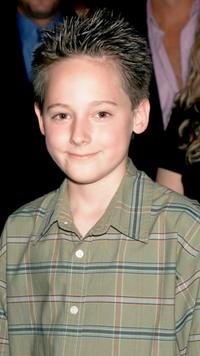 Jake Thomas at the premiere of