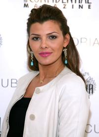 Ali Landry at the Los Angeles Confidential Magazine Pre-Oscar Luncheon.