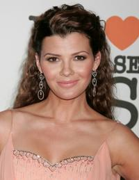 Ali Landry at the 15th Annual Race to Erase MS event.
