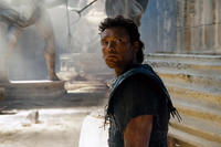 Sam Worthington as Perseus in ``Wrath of the Titans.''
