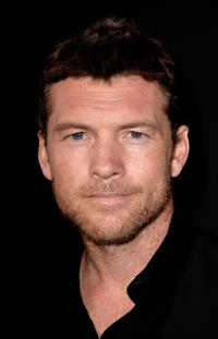 Sam Worthington at the California premiere of