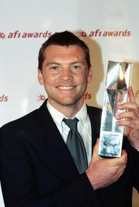 Sam Worthington at the AFI Awards.