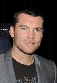 Sam Worthington at the screening of