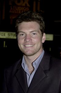 Sam Worthington at the Australian premiere of