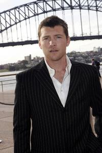 Sam Worthington at the 6th Annual Lexus IF Awards.