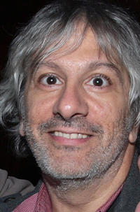 Lee Ranaldo at the after party of