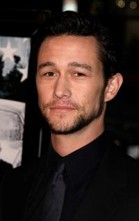 Joseph Gordon-Levitt at the premiere of