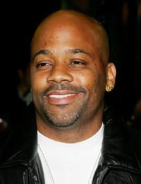Damon Dash at Marchesa's second anniversary.