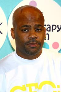 Damon Dash at the Sunsilk Launch Party.