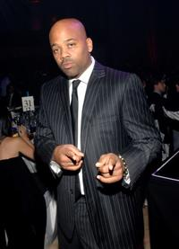 Damon Dash at the La Dolce Vita Event.