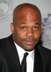 Damon Dash at the Elie Wiesel Foundation for Humanity Award Dinner.