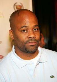 Damon Dash at the 2007 CineVegas film festival.