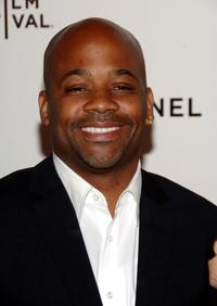 Damon Dash at the 2007 Tribeca Film Festival.