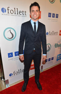 Nathan West at the Thirst Project 3rd Annual Gala in California.