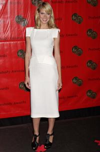 Heidi Klum at the 67th Annual George Foster Peabody Awards.
