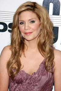 Alison Krauss at the 41st Annual CMA Awards.