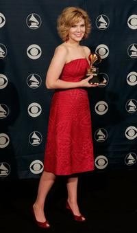 Alison Krauss at the 48th Annual Grammy Awards.