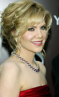 Alison Krauss at the 47th Annual Grammy Awards.