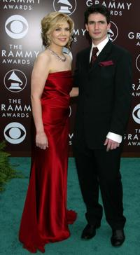 Alison Krauss and Guest at the 47th Annual Grammy Awards.