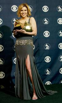 Alison Krauss at the 46th Annual Grammy Awards.