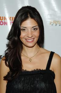Callie Thorne at the