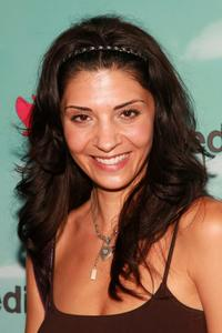 Callie Thorne at the New York premiere of