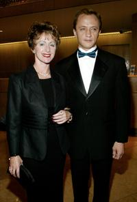 Ravil Isyanov and wife at the 52nd Annual ACE Eddie Awards.