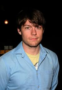 Patrick Fugit at the premiere of