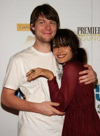 Patrick Fugit and Shannyn Sossamon at the AFI FEST 2006.