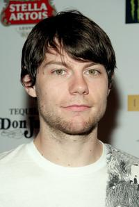 Patrick Fugit at the AFI FEST 2006.