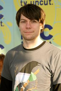 Patrick Fugit at the IFC's 2007 Spirit Awards After Party.