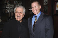 Director Jerry Zaks and Joe Sikora at the after party of the Broadway Opening of