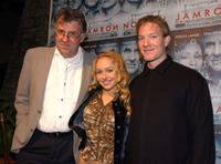 Tom Wilkinson, Hayden Panettierre and Joe Sikora at the California premiere of