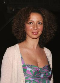 Maya Rudolph at the Comedy Love Call Benefit.