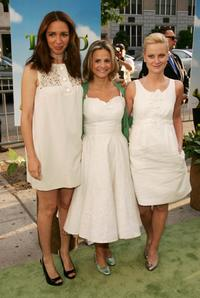 Maya Rudolph, Amy Sedaris and Amy Poehler at the premiere of