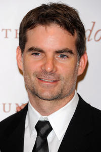 Jeff Gordon at the Gordon Parks Foundation Awards Dinner and Auction in New York.