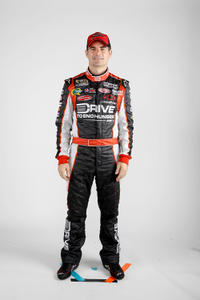 Jeff Gordon at the portrait session of 2011 NASCAR Sprint Cup Series Media Day in Daytona Beach.