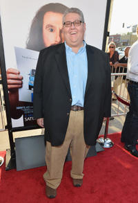 David Mandel at the California premiere of