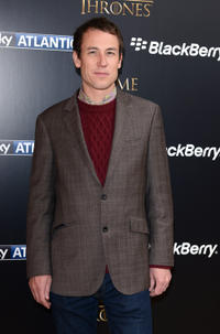 Tobias Menzies at the season launch of