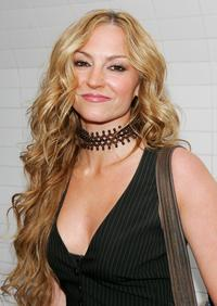 Drea de Matteo at the Moveon.Org civic action benefit concert during the anniversary of Hurricane Katrina.