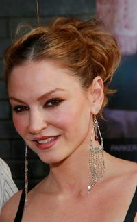 Drea de Matteo at the premiere of