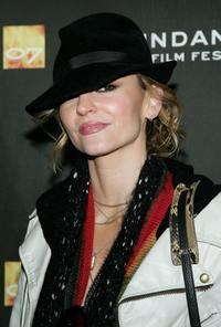 Drea de Matteo at the screening of